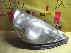 Фара на Honda Fit GD1 P4944, Правое расположение