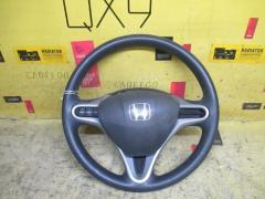 Руль на Honda Fit GE6