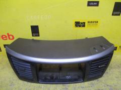 Консоль магнитофона на Toyota Voxy AZR60G 55405-28360