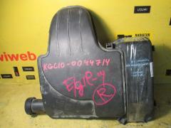 Корпус воздушного фильтра на Toyota Passo KGC10 1KR-FE 17705-40100