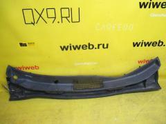 Решетка под лобовое стекло на Toyota Noah ZRR70G 55708-28201