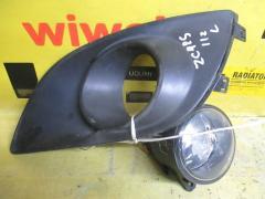 Туманка бамперная на Suzuki Swift ZC72S 02B1714, Левое расположение