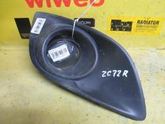 Туманка бамперная на Suzuki Swift ZC72S 02B1714, Правое расположение