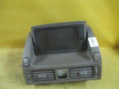 Монитор на Toyota Progres JCG10
