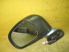 Зеркало двери боковой на Mitsubishi Colt Z25A, Левое расположение