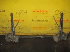 Балка подвески на Nissan Dayz B21W 3B20, Заднее расположение