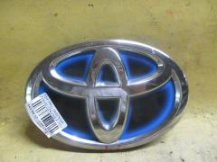 Эмблема на Toyota Prius ZVW30 2ZR-FXE 75311-47011, Переднее расположение
