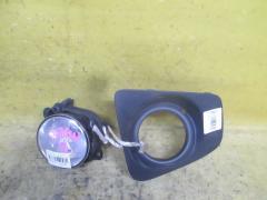 Туманка бамперная на Nissan Dayz B21W 13710, Правое расположение