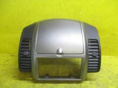 Консоль магнитофона на Nissan Note E11 68260-1U600
