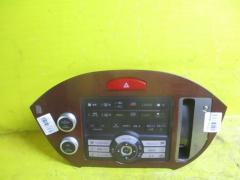 Блок управления климатконтроля на Nissan Presage TU31 QR25DE 28395-CN510