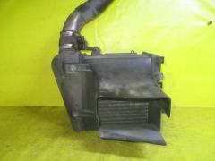 Радиатор интеркулера на Toyota Mark II JZX110 1JZ-GTE