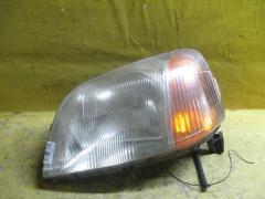 Фара на Honda Logo GA3 033-7620, Левое расположение