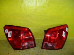Стоп на Nissan Dualis J10 05090