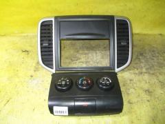 Блок управления климатконтроля на Nissan Wingroad JY12 MR18DE 27500-CV301
