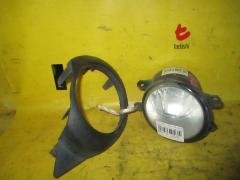 Туманка бамперная на Toyota Bb QNC21 0D-2, Правое расположение
