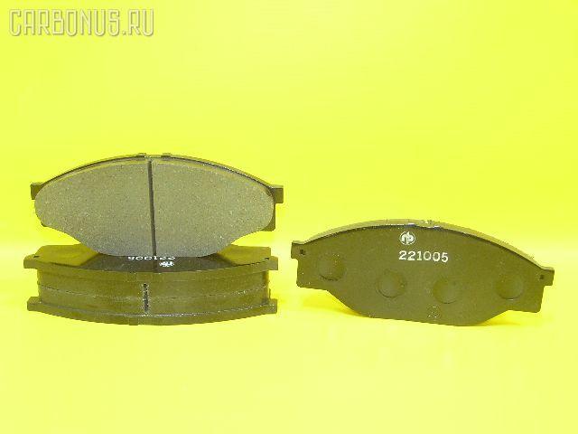 Тормозные колодки PF-1227 на Toyota Hiace Van RZH1# 2RZE Фото 1