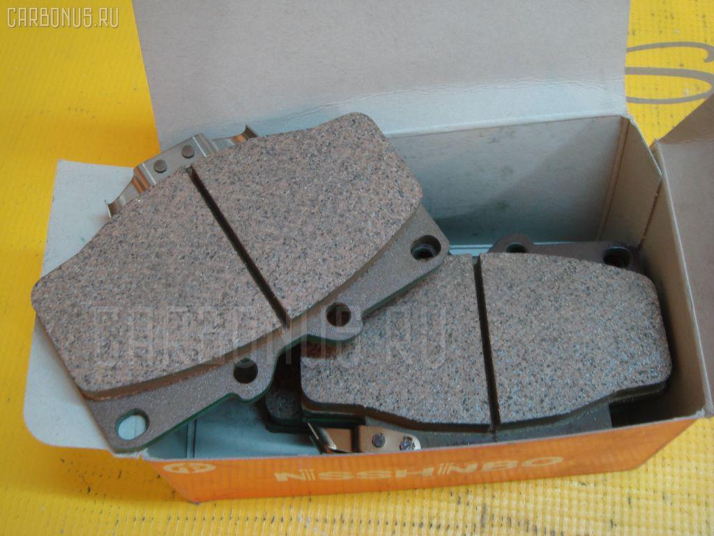 Тормозные колодки TOYOTA LAND CRUISER  LJ71G Фото 1