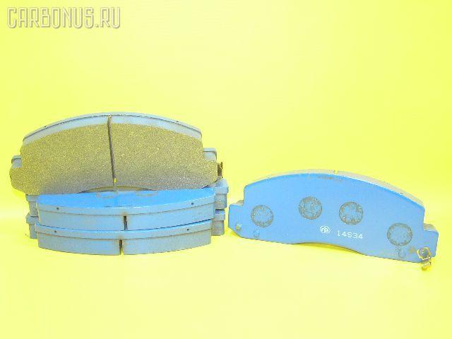 Тормозные колодки TOYOTA DYNA BU102. Фото 3