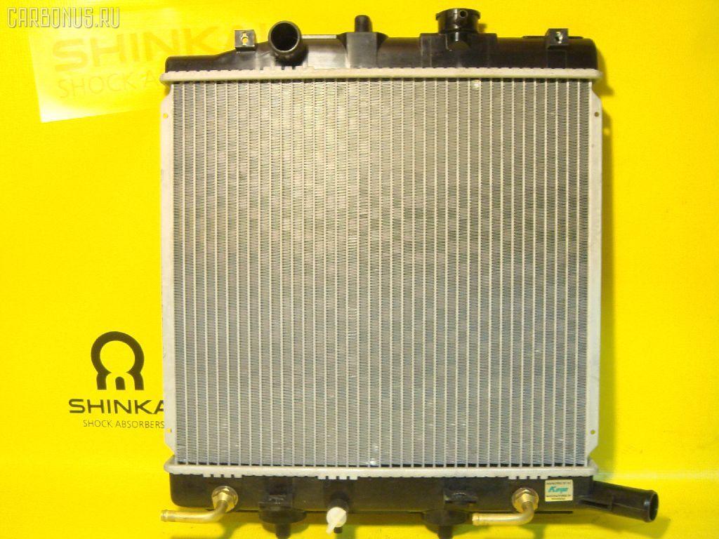 Радиатор ДВС Mazda Demio DW5W B5-ME Фото 1