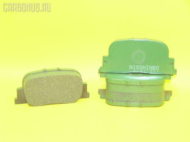 Тормозные колодки TOYOTA WINDOM MCV21. Фото 4