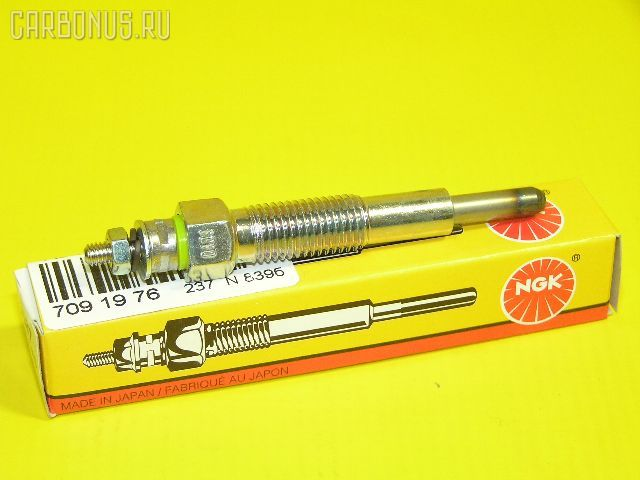 Свеча накаливания NGK VS01-18-601, PZ-36 на Mazda Bongo SRS9V VS Фото 1