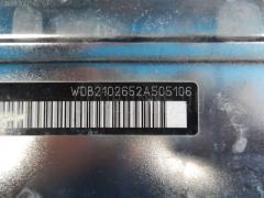 Патрубок радиатора ДВС MERCEDES-BENZ E-CLASS STATION WAGON S210.265 112.941 Фото 5