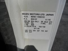 Редуктор Isuzu Elf NKR81 4HL1 Фото 9