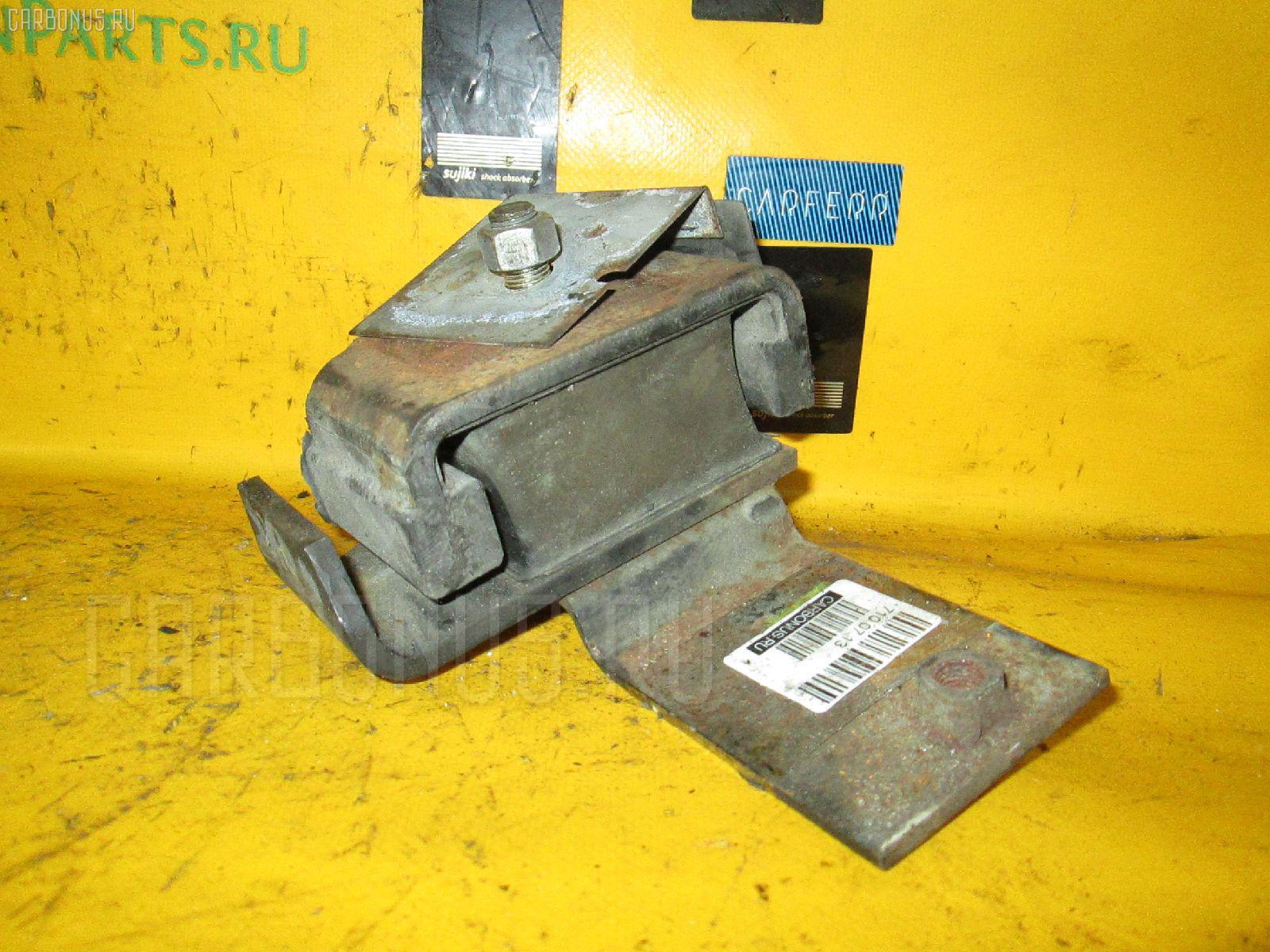Подушка двигателя ISUZU ELF NKR81 4HL1 Фото 2