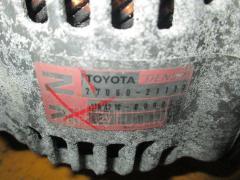 Генератор Toyota Ractis NCP100 1NZ-FE Фото 3