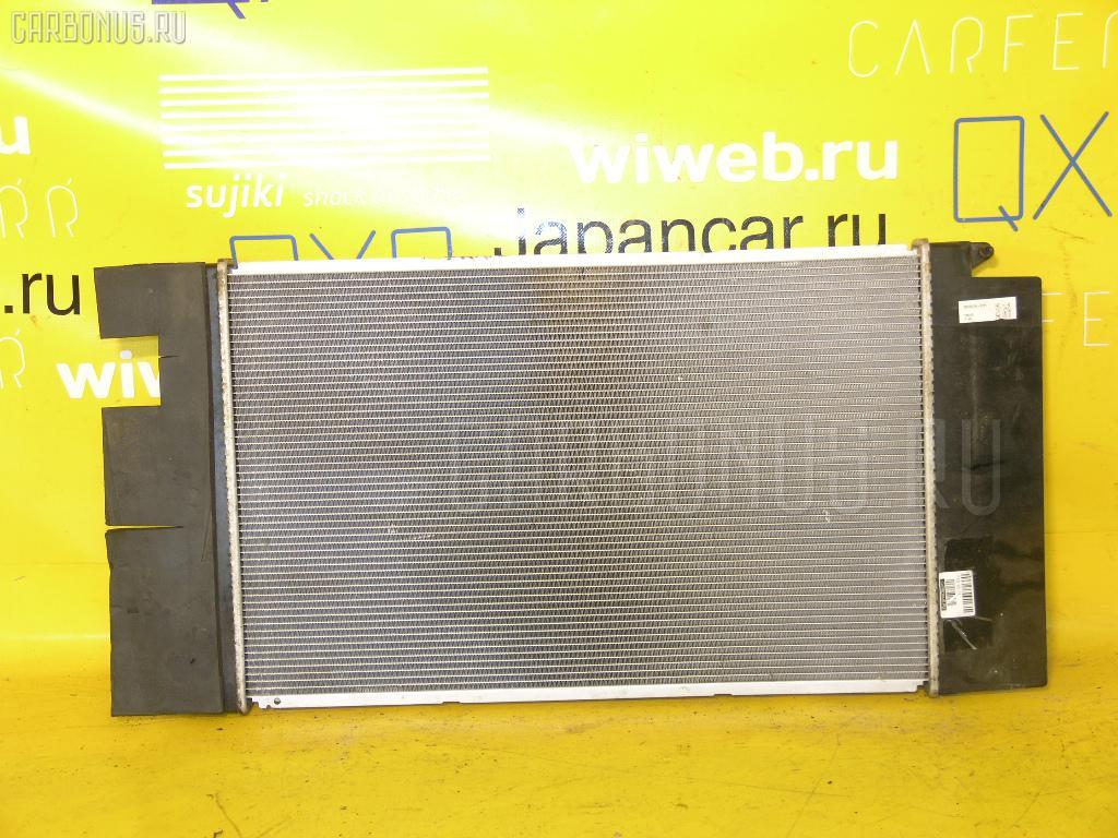 Радиатор ДВС TOYOTA AVENSIS WAGON ZRT272W 3ZR-FAE Фото 2