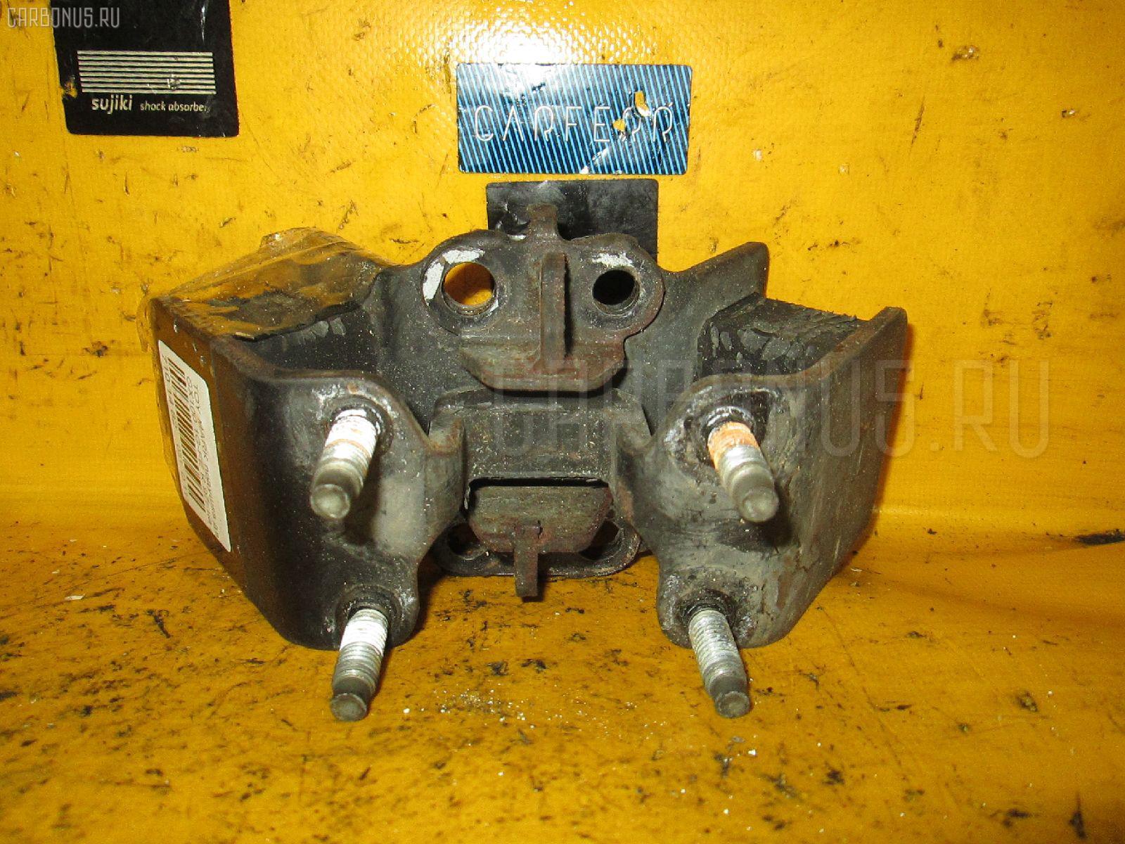Подушка двигателя TOYOTA MARK II GX100 1G-FE. Фото 5