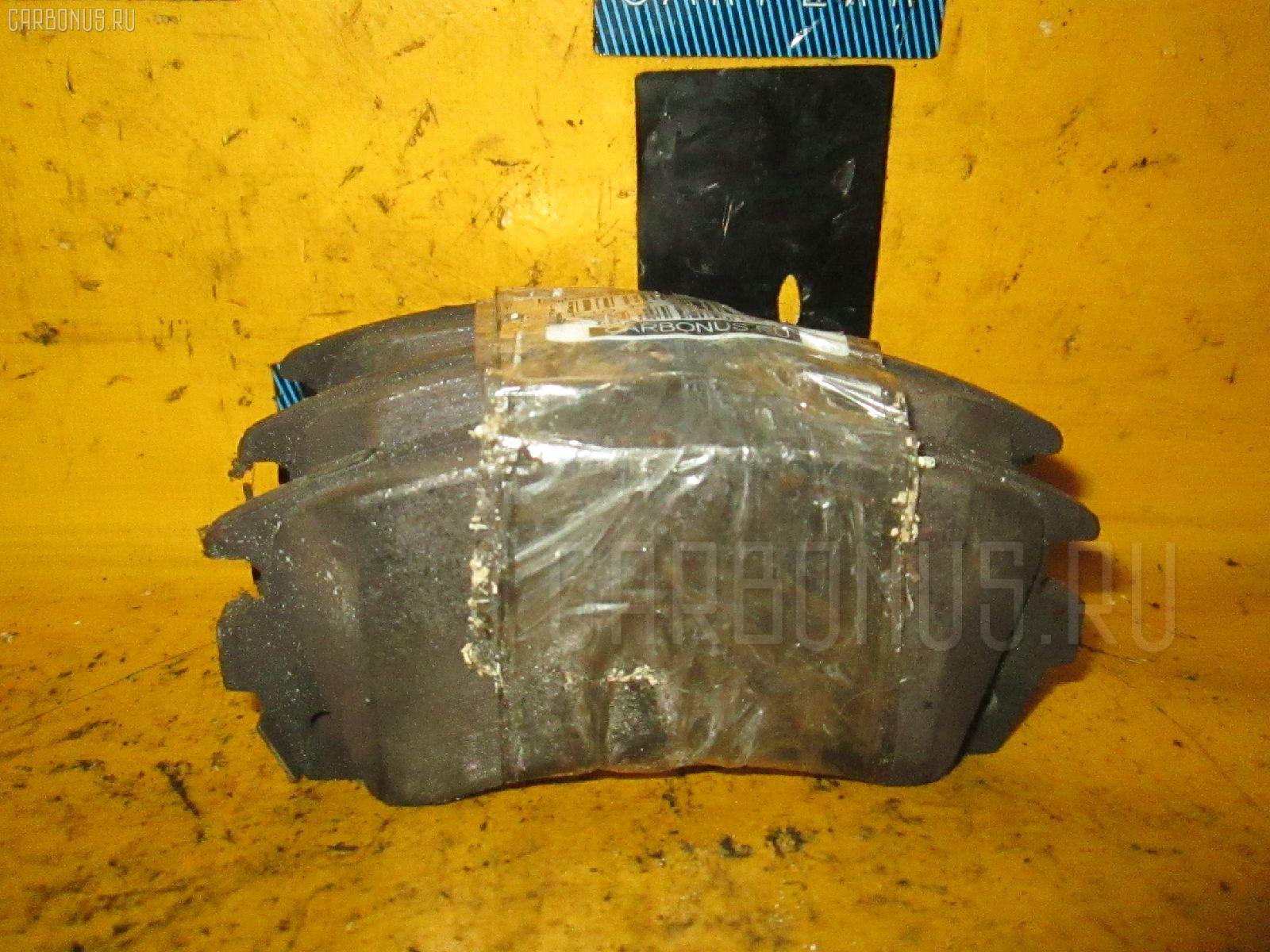 Тормозные колодки NISSAN AD VAN VY10 GA13DE Фото 1