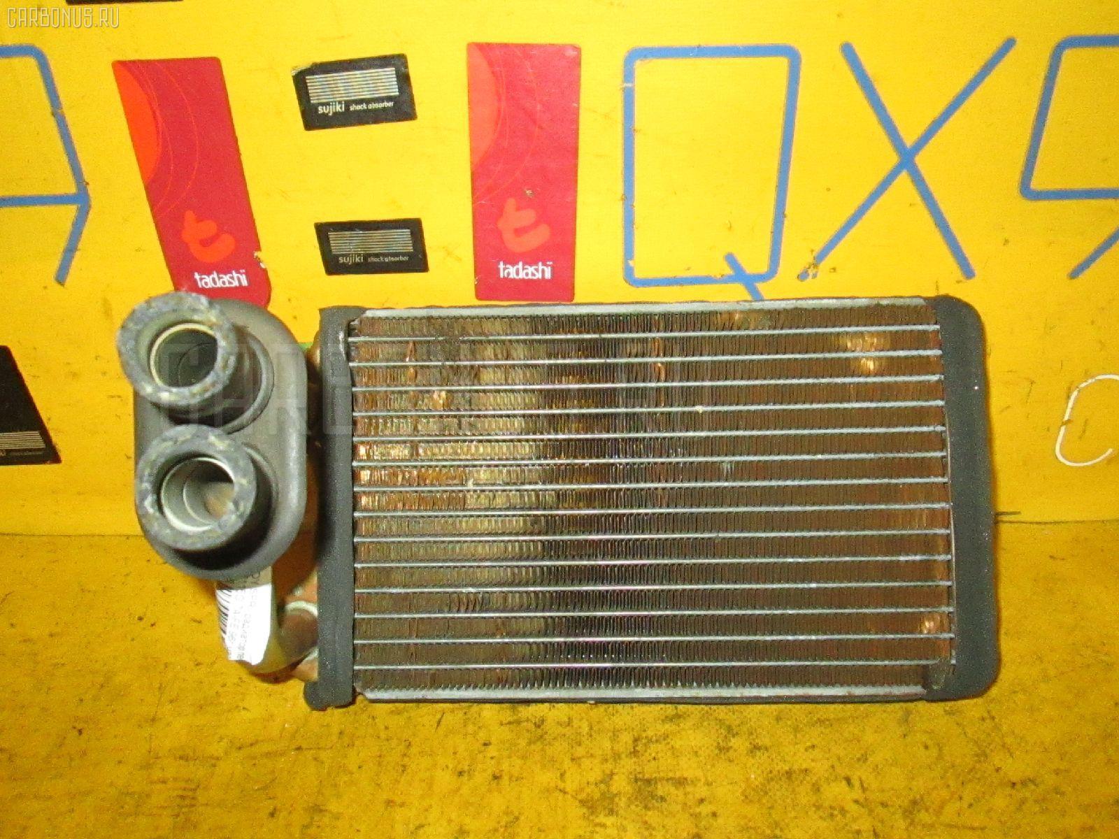 Радиатор печки TOYOTA SPRINTER CARIB AE115G 7A-FE. Фото 3