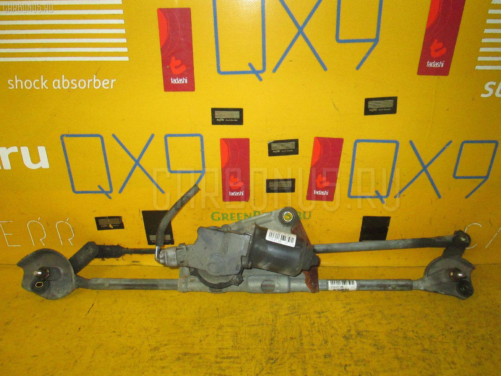 Мотор привода дворников TOYOTA CORONA PREMIO AT211. Фото 10