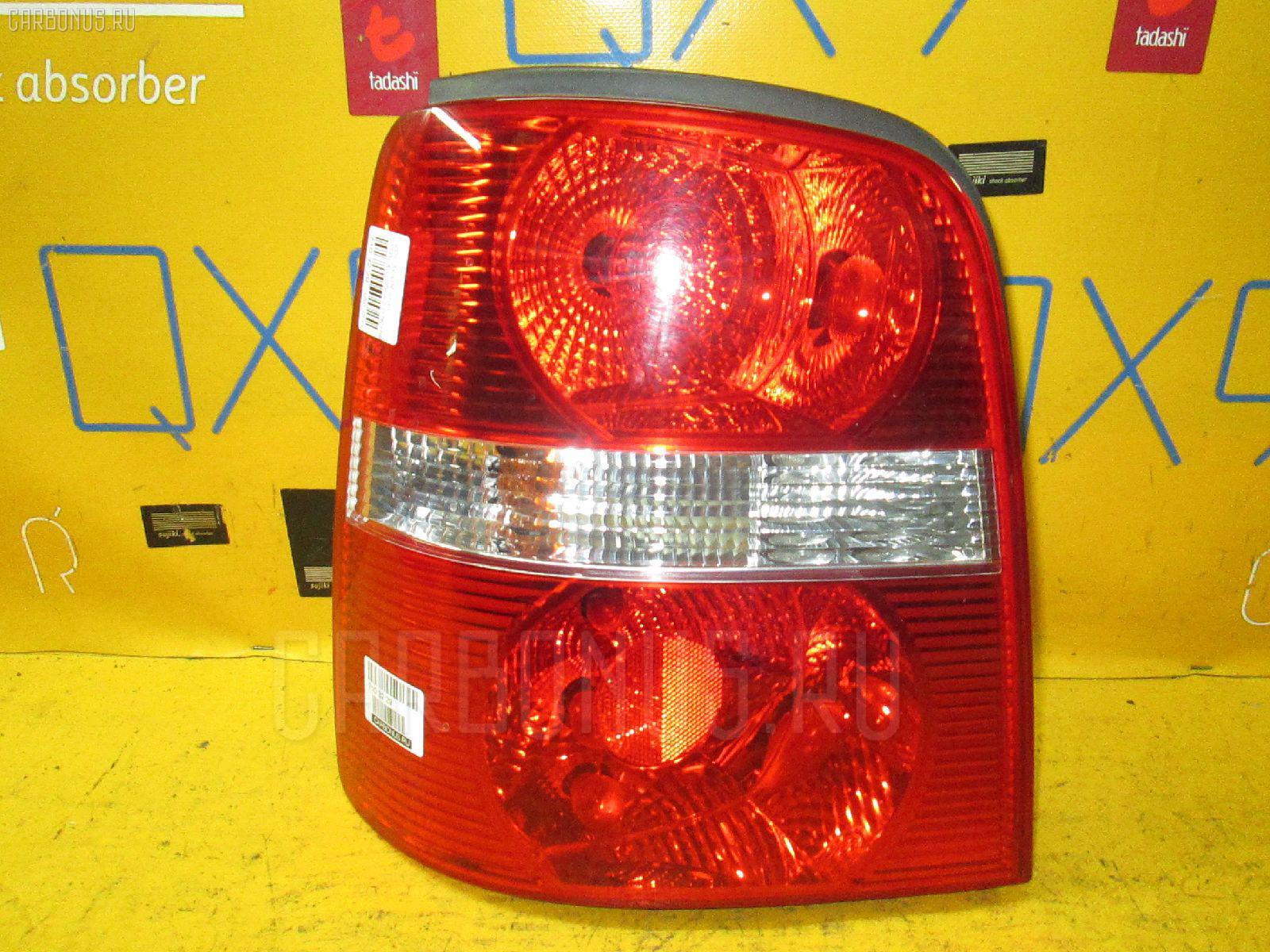 Стоп Volkswagen Touran 1TBLX Фото 1