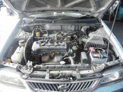 Решетка под лобовое стекло Nissan Sunny FB15 Фото 5