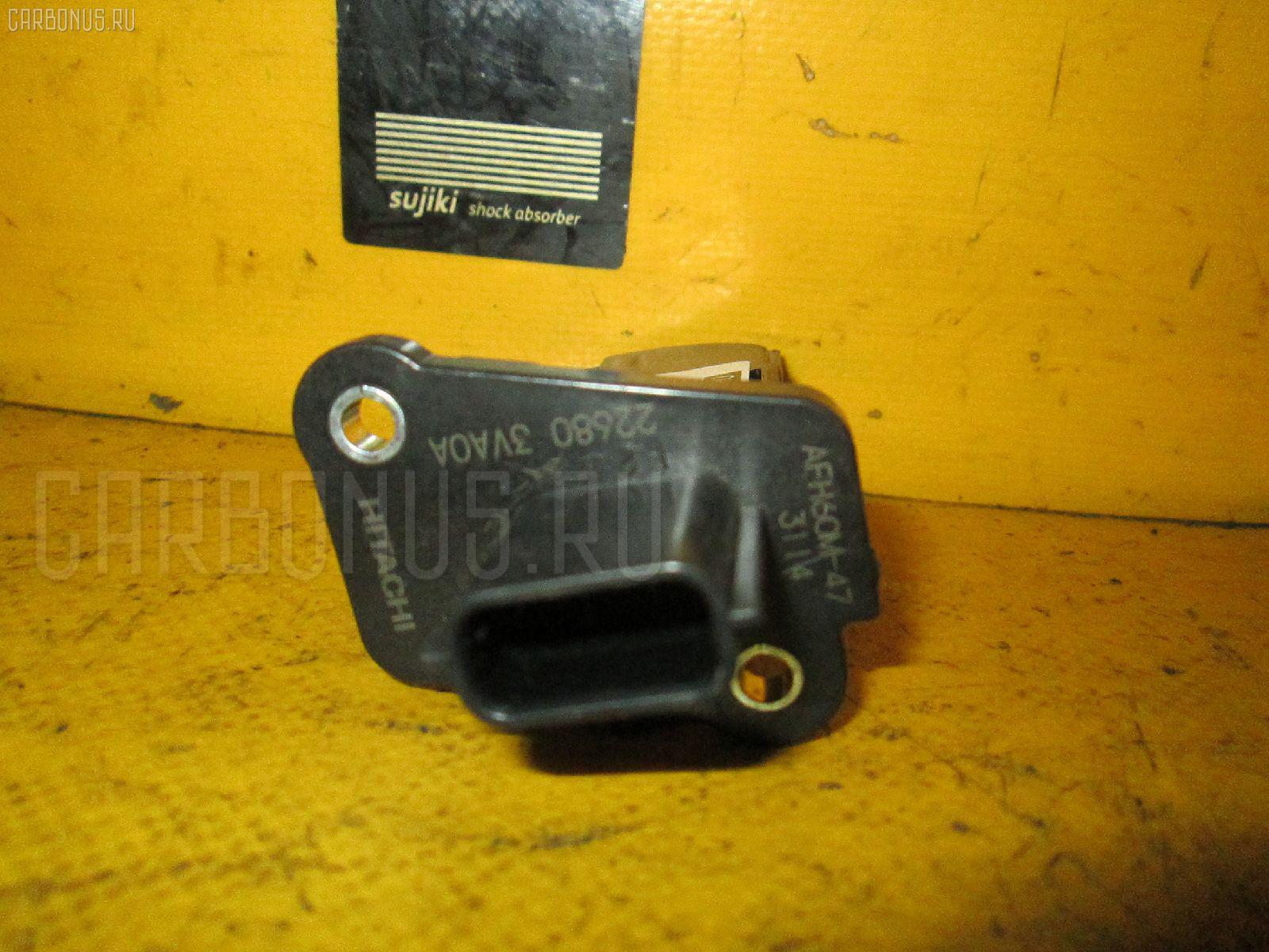 Датчик расхода воздуха Nissan Note E12 HR12DDR Фото 1