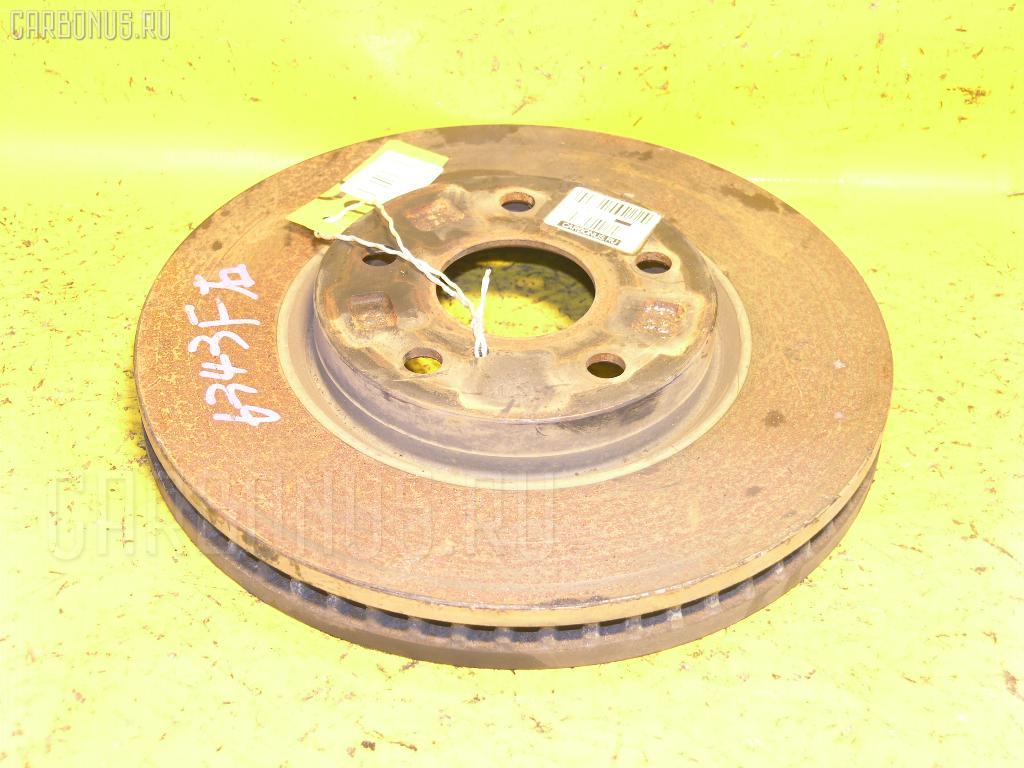 Тормозной диск Toyota Mark x GRX120 4GR-FSE Фото 1
