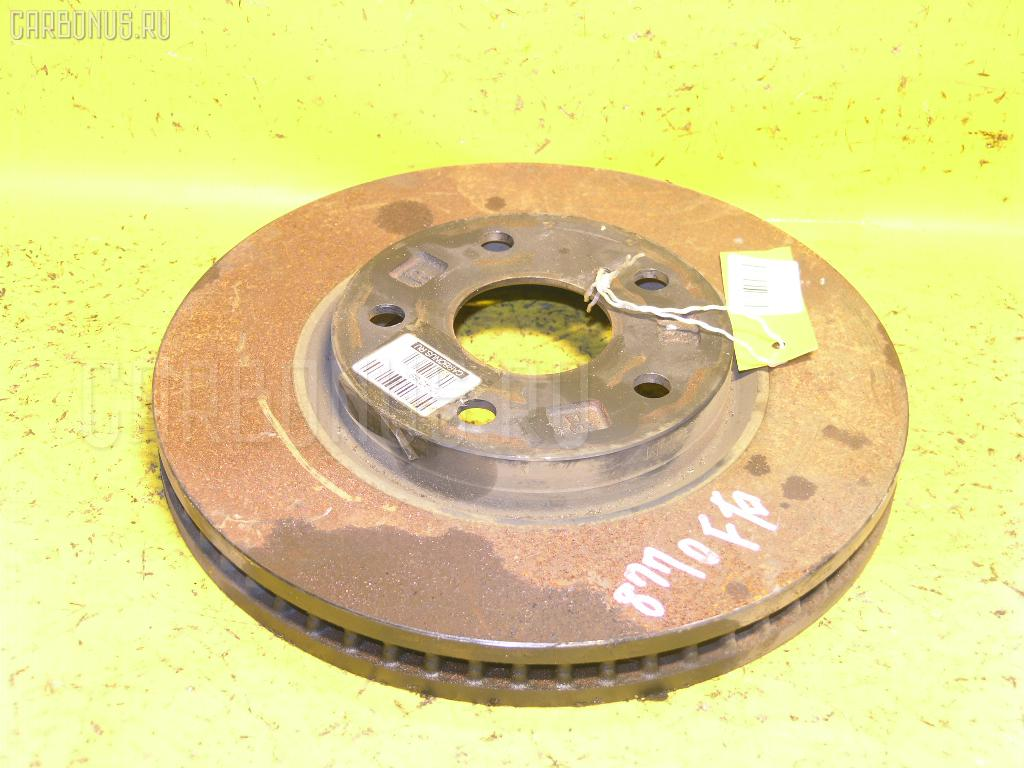 Тормозной диск TOYOTA CROWN GRS200 4GR-FSE Фото 1
