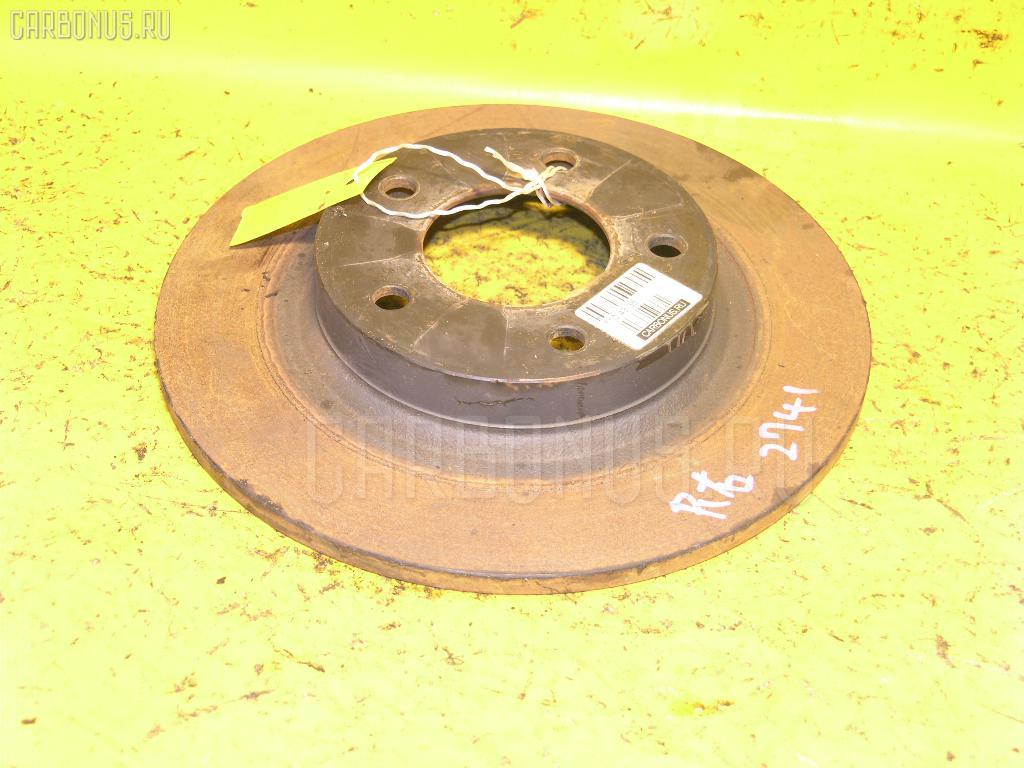Тормозной диск MAZDA ATENZA SEDAN GHEFP LF-VD Фото 1