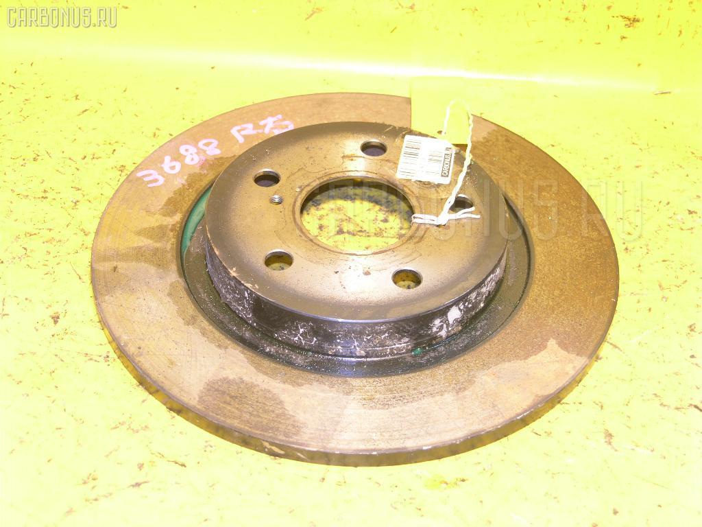 Тормозной диск TOYOTA AVENSIS WAGON ZRT272W 3ZR-FAE Фото 1