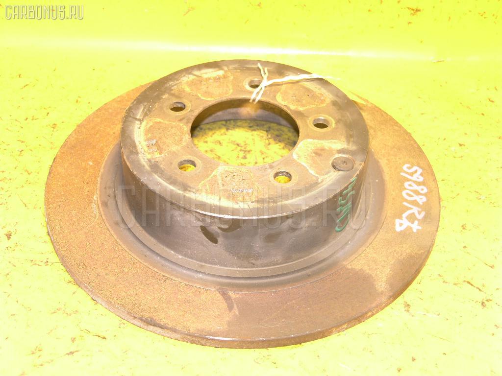 Тормозной диск MITSUBISHI OUTLANDER CW5W 4B12 Фото 1