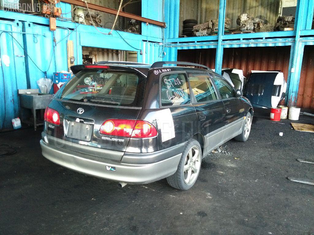 Шторка багажника TOYOTA CALDINA ST210G Фото 3