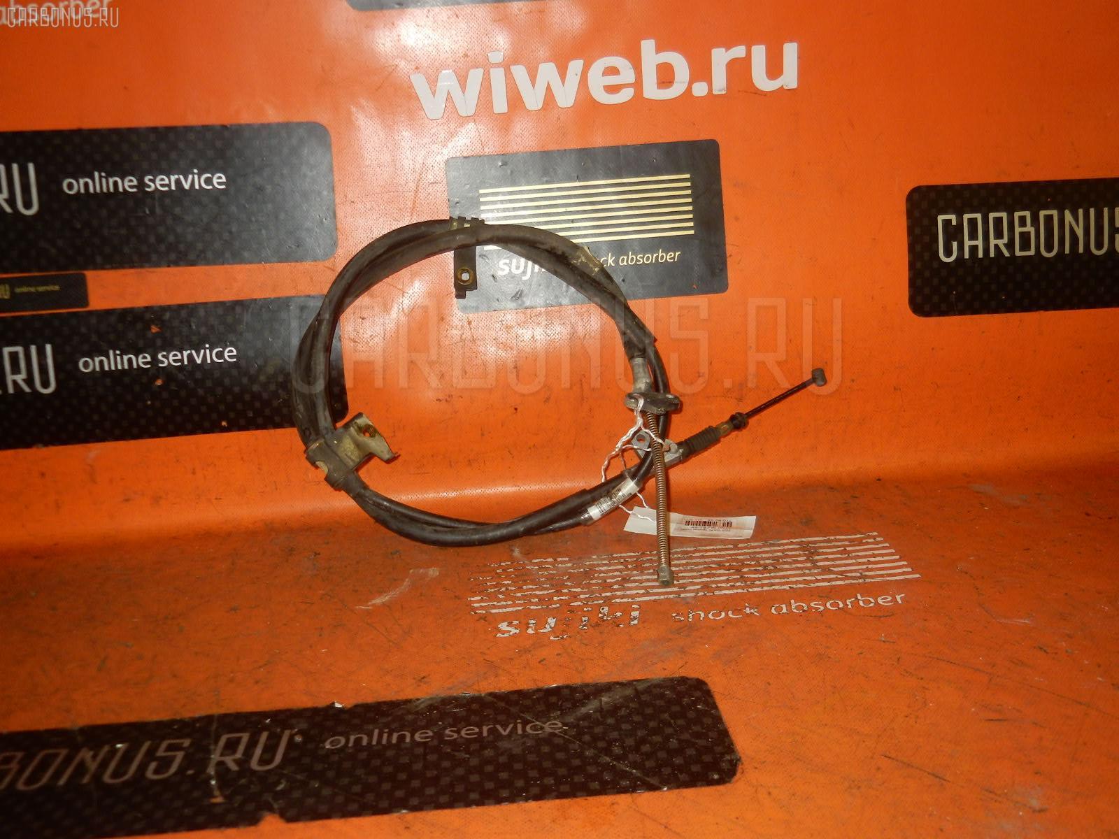 Тросик стояночного тормоза TOYOTA CORONA PREMIO AT210 4A-FE. Фото 8