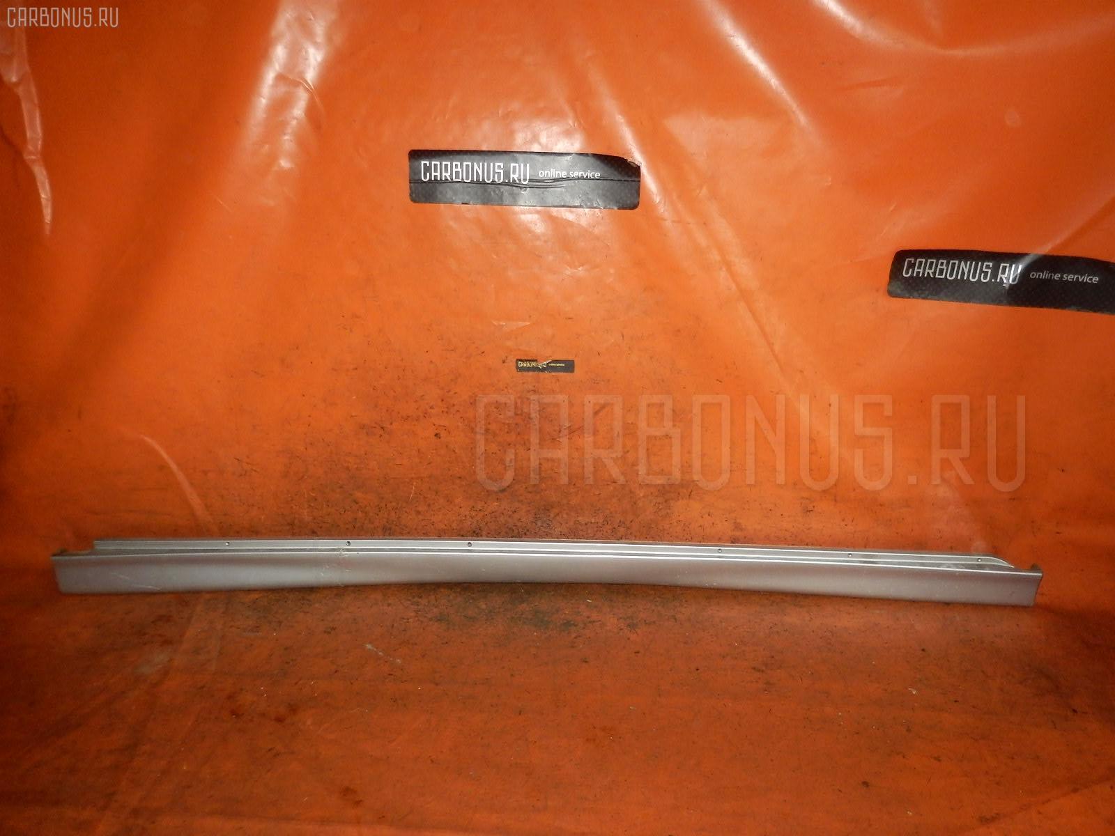 Порог кузова пластиковый ( обвес ) TOYOTA VISTA ARDEO SV55G. Фото 4