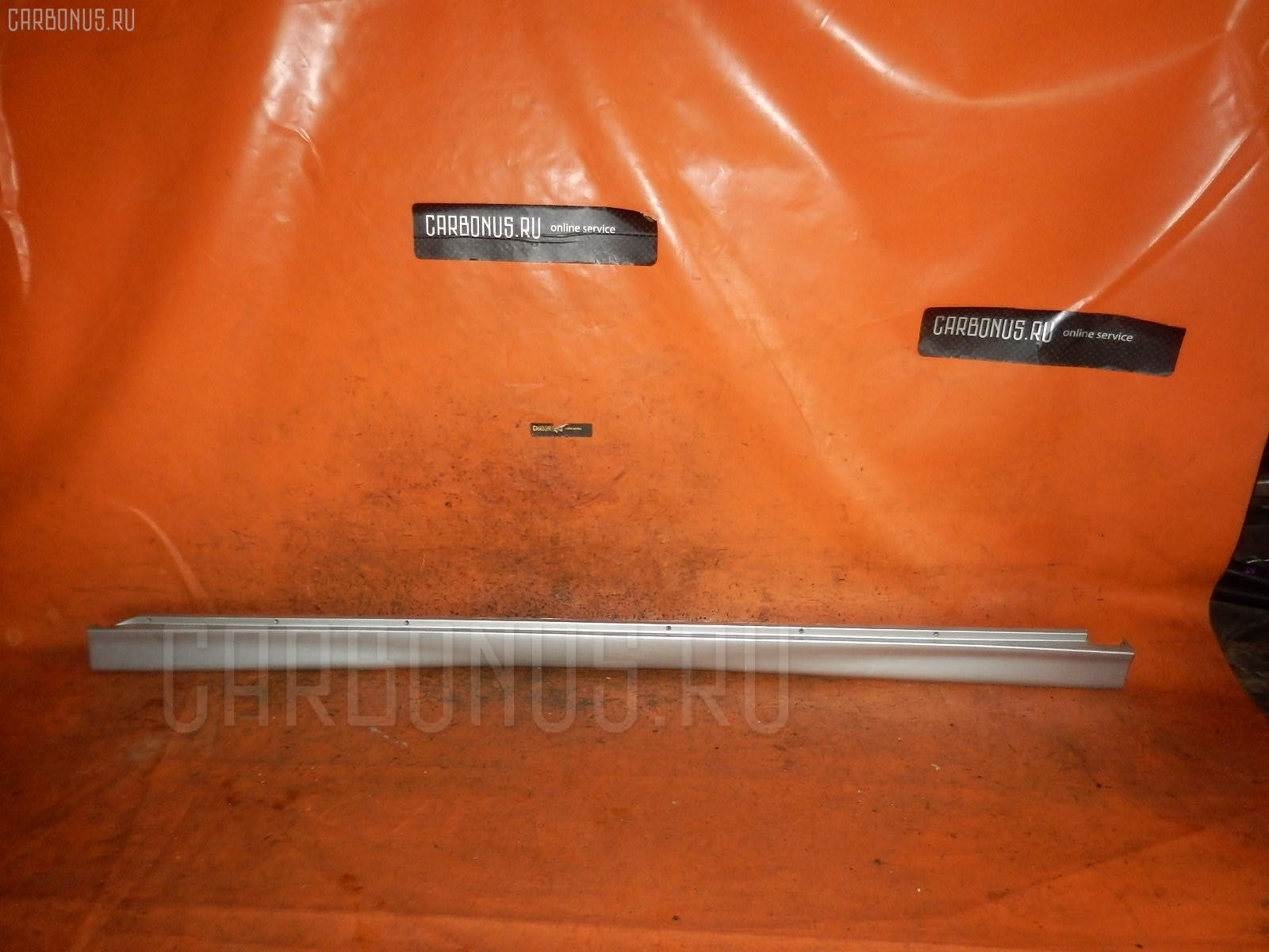 Порог кузова пластиковый ( обвес ) TOYOTA VISTA ARDEO SV55G. Фото 7
