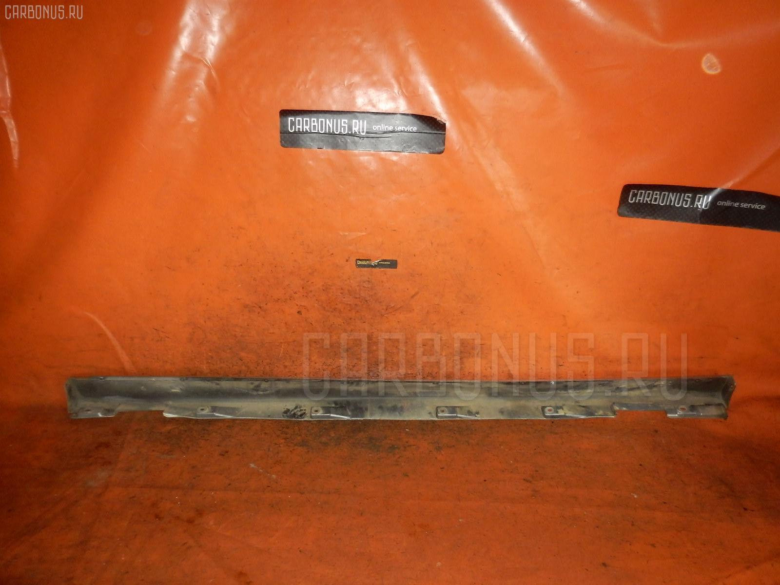 Порог кузова пластиковый ( обвес ) TOYOTA VISTA ARDEO SV55G. Фото 6