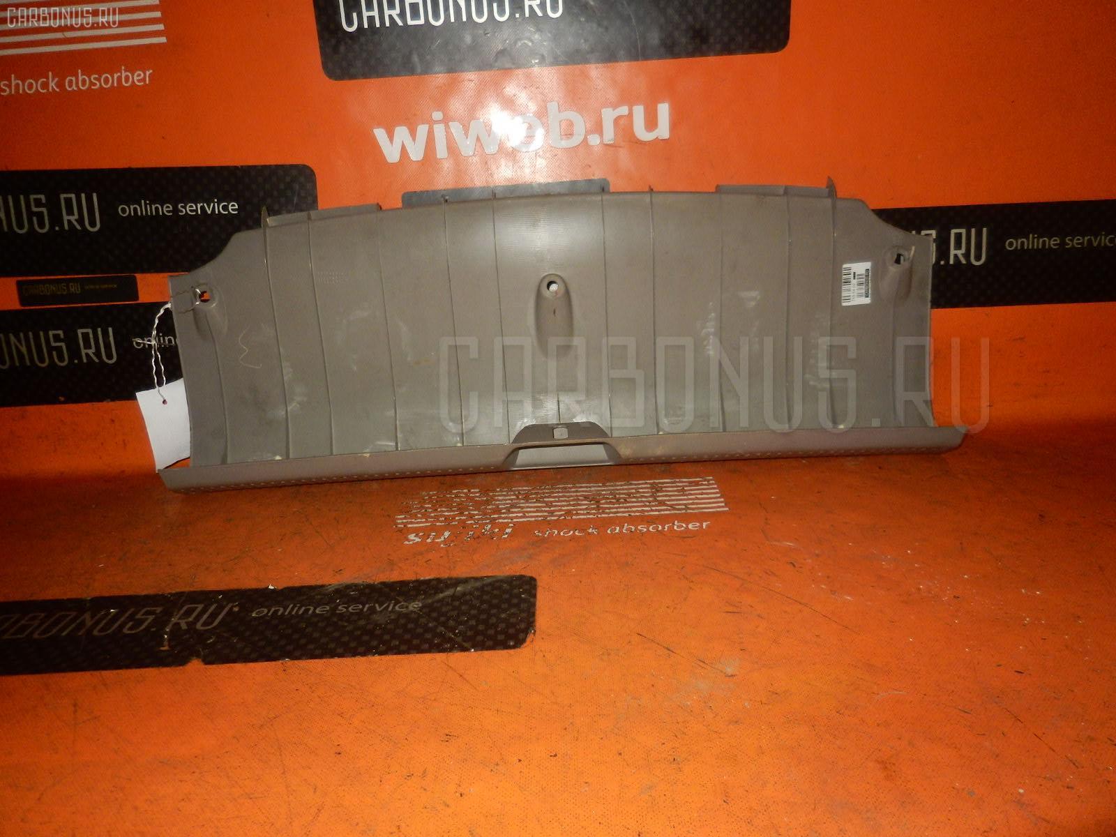 Обшивка багажника TOYOTA COROLLA SPACIO AE111N Фото 2