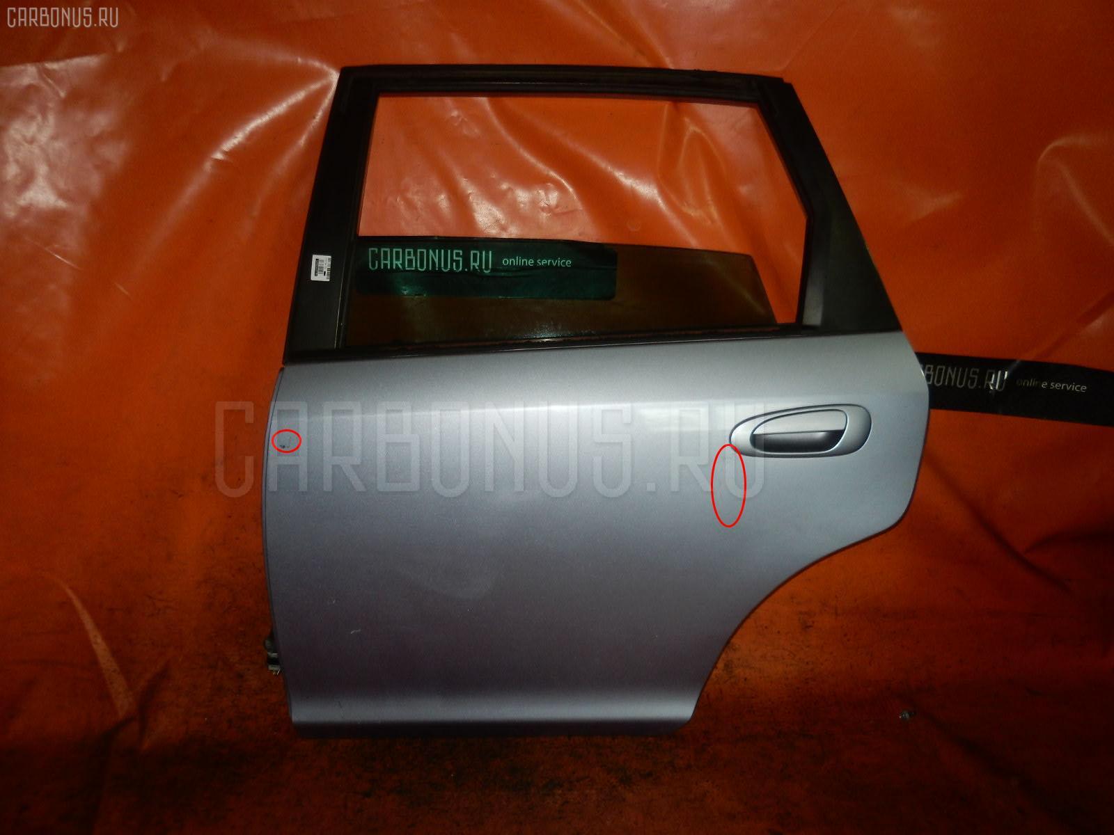 Дверь боковая HONDA CIVIC EU1. Фото 3