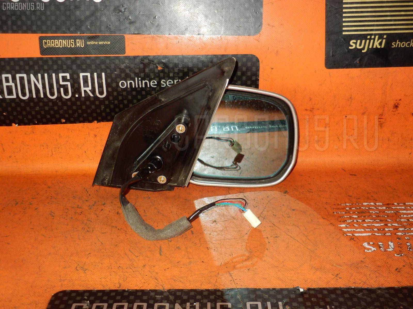 Зеркало двери боковой TOYOTA GAIA SXM15G. Фото 10